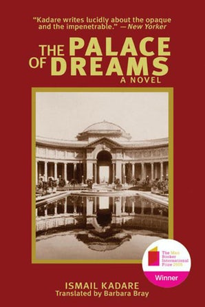 The Palace of Dreams book image