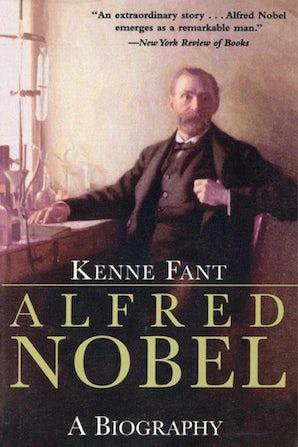 Alfred Nobel book image