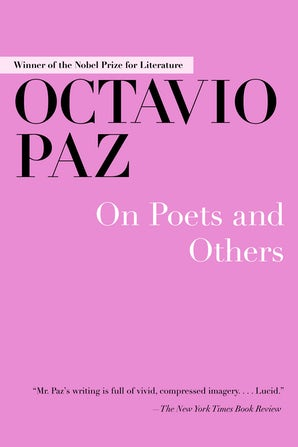 On Poets and Others book image