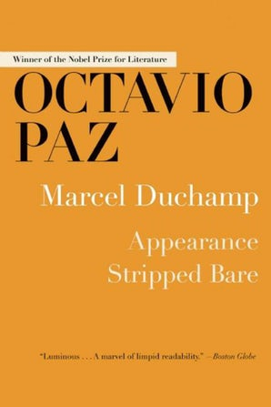 Marcel Duchamp book image