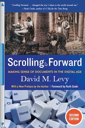 Scrolling Forward book image