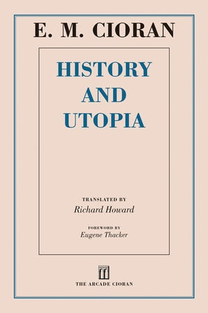 History and Utopia book image