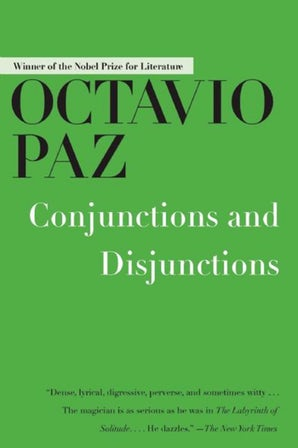 Conjunctions and Disjunctions book image