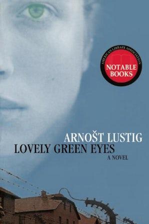 Lovely Green Eyes book image