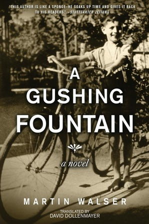 A Gushing Fountain