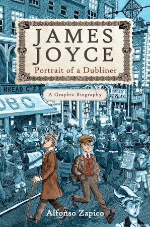 James Joyce book image