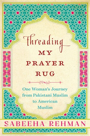 Threading My Prayer Rug book image