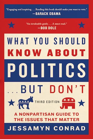 What You Should Know About Politics . . . But Don't book image