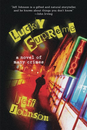 Lucky Supreme book image