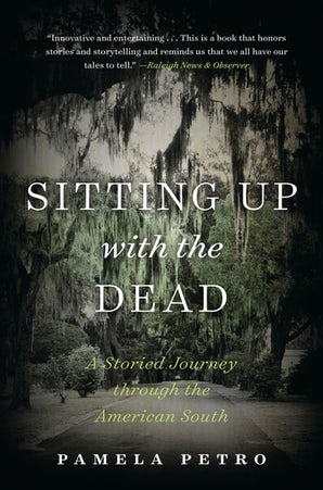 Sitting Up with the Dead book image