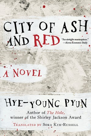 City of Ash and Red book image