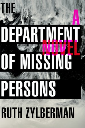 The Department of Missing Persons book image