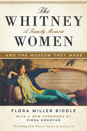 The Whitney Women and the Museum They Made book image