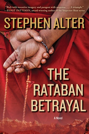 The Rataban Betrayal book image