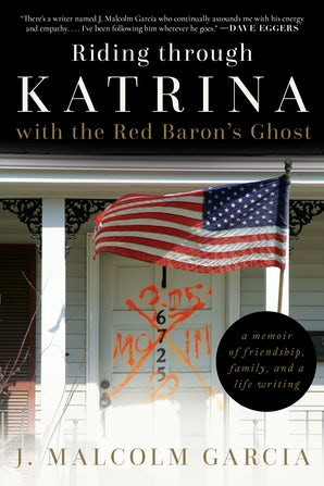 Riding through Katrina with the Red Baron's Ghost book image