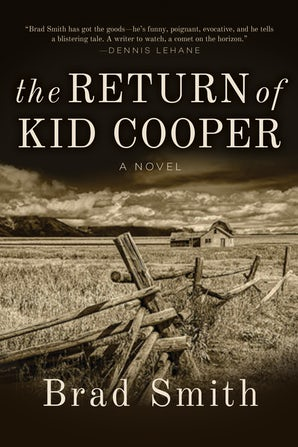 The Return of Kid Cooper book image