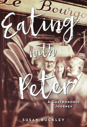 Eating with Peter book image