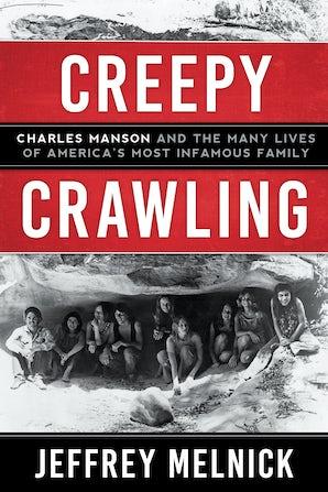 Creepy Crawling book image