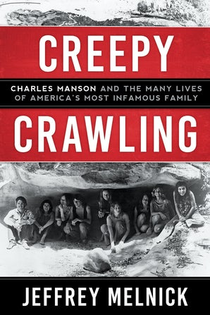 Creepy Crawling book image
