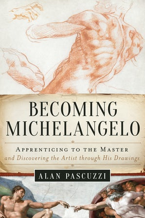 Becoming Michelangelo book image