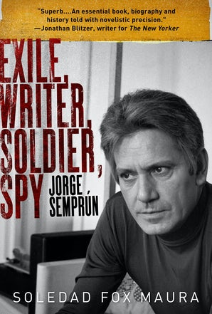 Exile, Writer, Soldier, Spy book image
