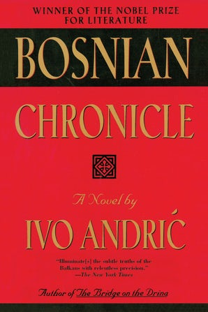 Bosnian Chronicle book image