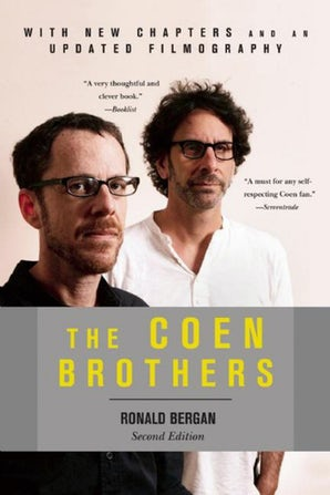 The Coen Brothers, Second Edition book image