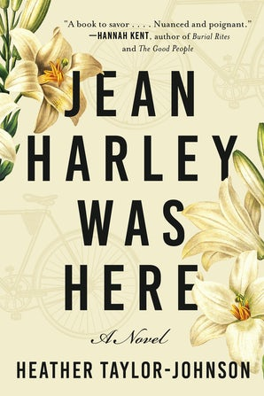 Jean Harley Was Here book image