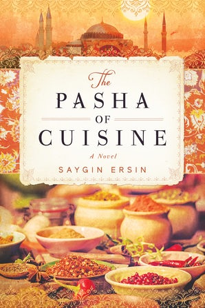 The Pasha of Cuisine book image