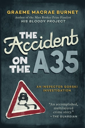 The Accident on the A35 book image