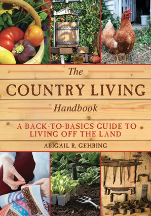 The Country Living Handbook book image