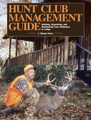 Hunt Club Management Guide book image