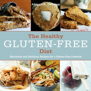 The Healthy Gluten-Free Diet book image