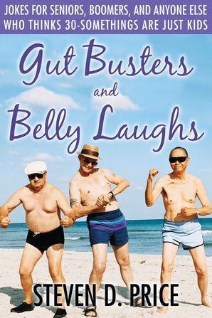 Gut Busters and Belly Laughs book image