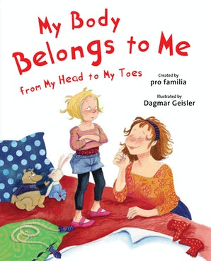 My Body Belongs to Me from My Head to My Toes book image