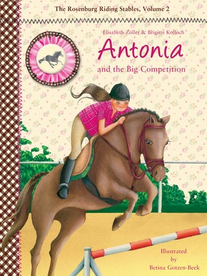 Antonia and the Big Competition book image