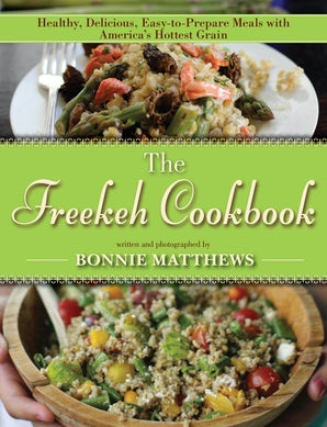 The Freekeh Cookbook book image