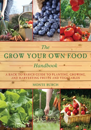 The Grow Your Own Food Handbook book image