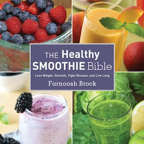 The Healthy Smoothie Bible book image
