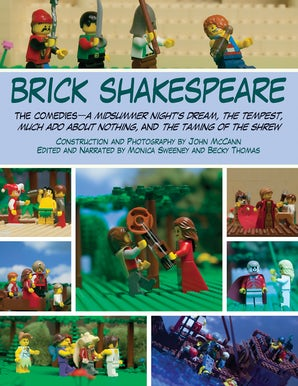 Brick Shakespeare book image
