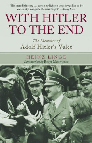 With Hitler to the End book image