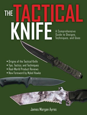 The Tactical Knife book image