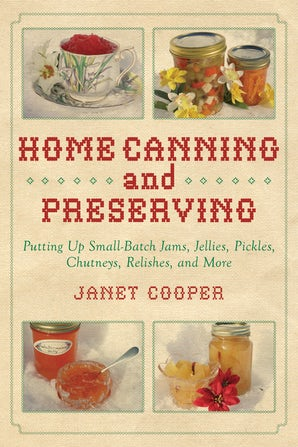 Home Canning and Preserving book image