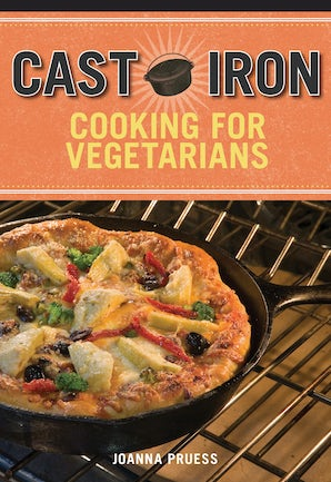 Cast Iron Cooking for Vegetarians book image