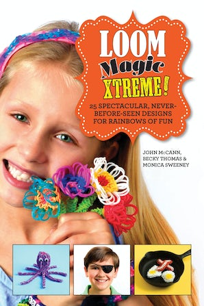 Loom Magic Xtreme! book image