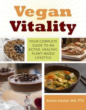 Vegan Vitality book image
