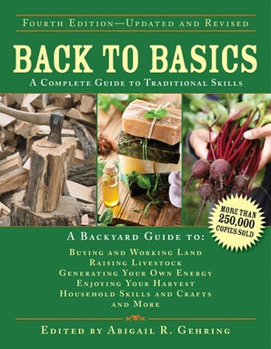 Back to Basics book image