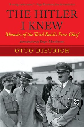 The Hitler I Knew book image