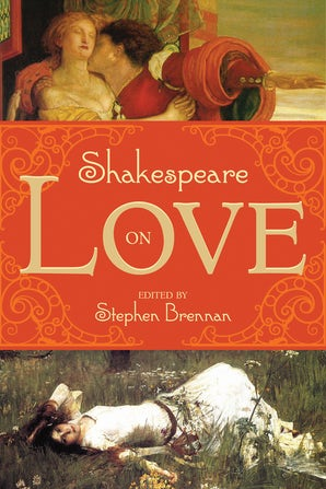 Shakespeare on Love book image