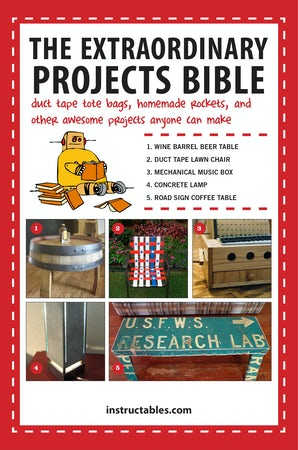 The Extraordinary Projects Bible book image